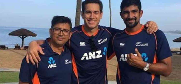 Ross Taylor reveals names of those who helped him taking banter with Virender Sehwag