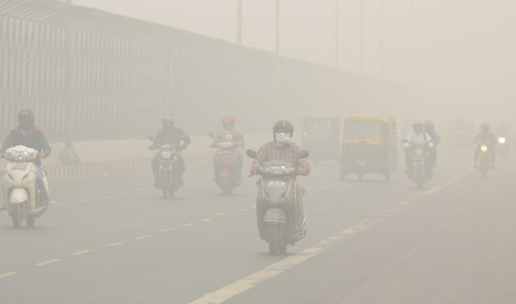 possibility of zero visibility in Bathinda next 48 hours