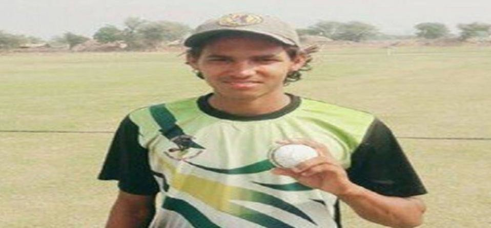 AKASH CHOUDHARY OF RAJASTHAN TAKES 10 WICKETS IN T 20 MATCH GIVE 0 RUNS