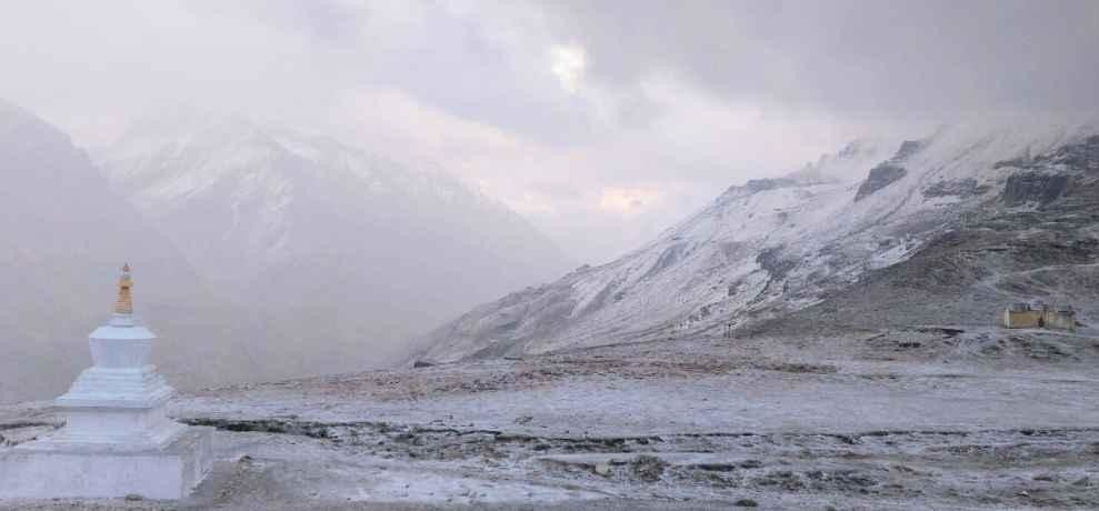 cold waves in himachal fall in 2 to 3 degree in minimum temperature