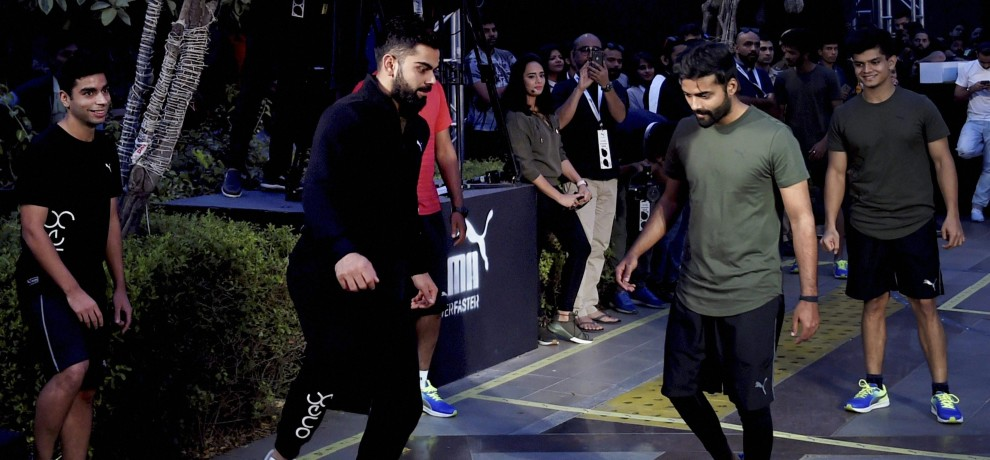 virat Kohli advised Indian youth on use of social media