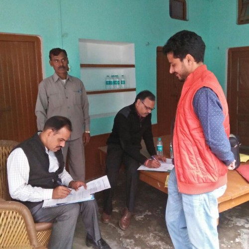 income tax raid in house of up irrigation department engineer