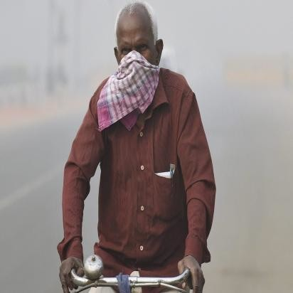 how does smog affect human body
