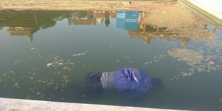 botany professor found dead in a lake in pushkar