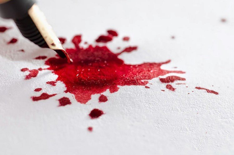student wrote a letter with blood in kota