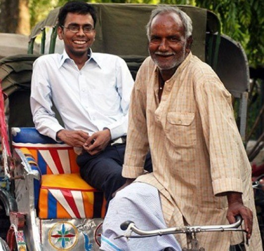 Success story of rickshaw puller son govind jaiswal