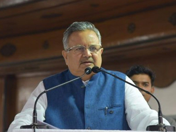 states fight is with malnutrition not naxals chhattisgarh cm raman singh launched suposhan campaign