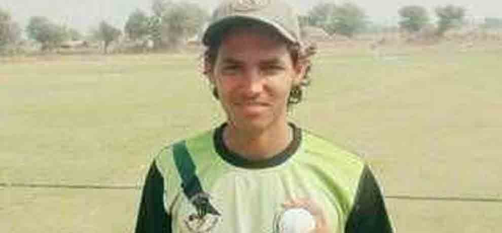 akash chaudhary says my dream is to play for india one day