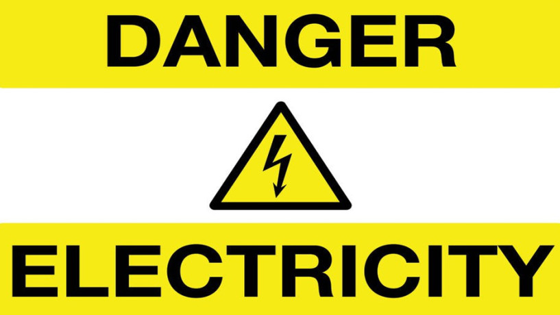 one died from electric current
