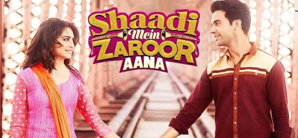 film review of shaadi mein zaroor aana