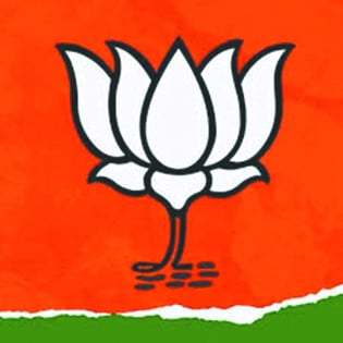 BJP condidate did nomination at last day