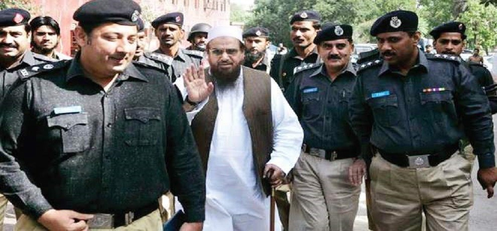 Pakistani officials wants to increase security of terrorist Hafiz Saeed