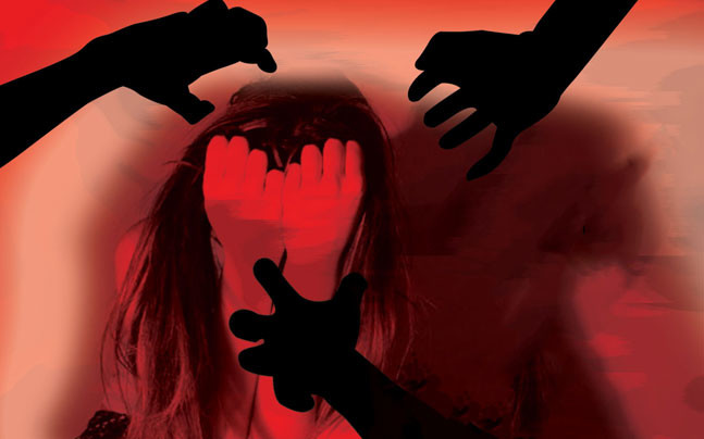 Gangrape from teenager in burana
