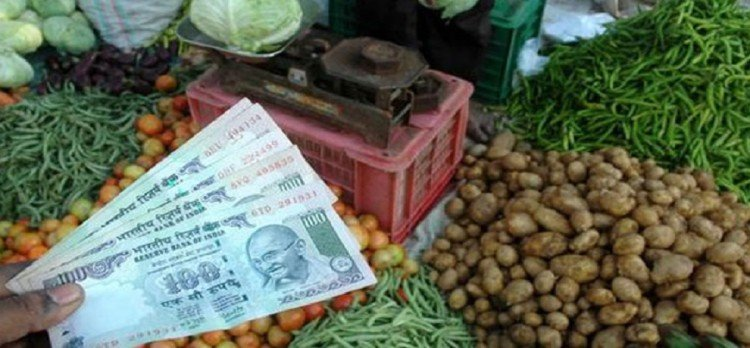 Retail inflation rises to seven month high of 3.58% in October on higher food