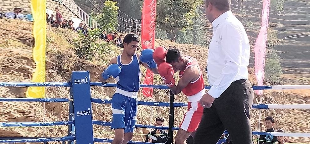 inter college boxing championship started at anni