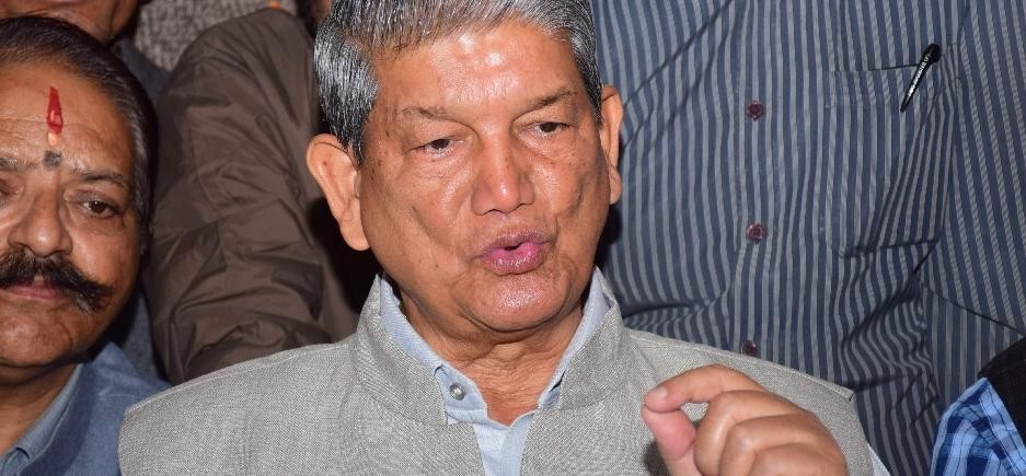 former cm harish rawat statement about gst and narendra modi