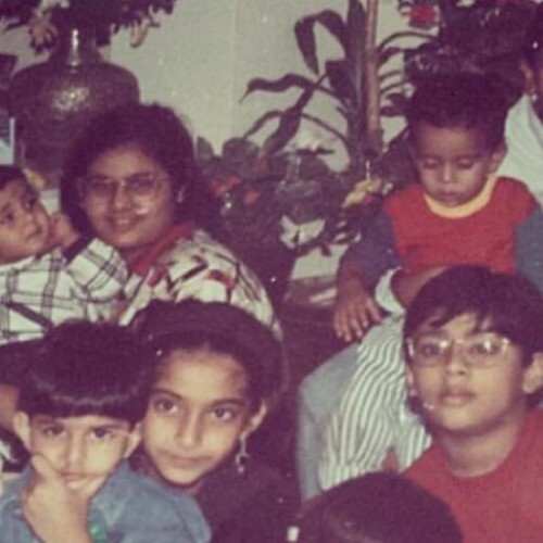 Arjun Kapoor Shares Cute Childhood Picture With Siblings And Friends On children's day