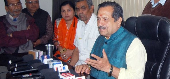 RSS leader Indresh Kumar on Farooq Abdullah statement