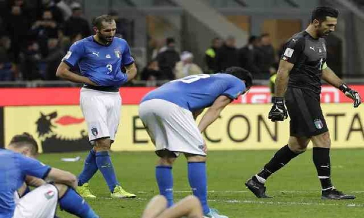FIFA World Cup 2018: Italy failed to reach the World Cup