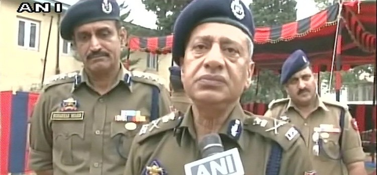 This is really unfortunate, our efforts are to get him back says J&K DGP SP Vaid