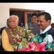delhi cm arvind kejriwal meeting with haryana cm manohar lal khattar on smog