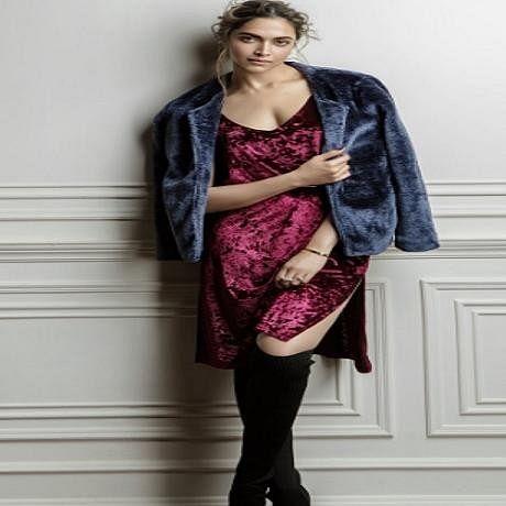 Film Padmavati actress Deepika Padukone winter photo shoot goes viral on internet