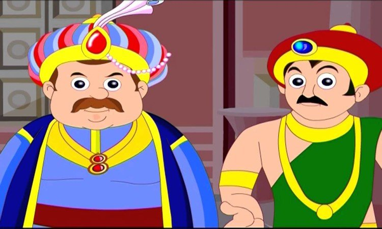 akbar birbal joke of the day