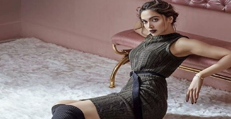 Film Padmavati actress Deepika Padukone winter photo shoot goes viral on internet