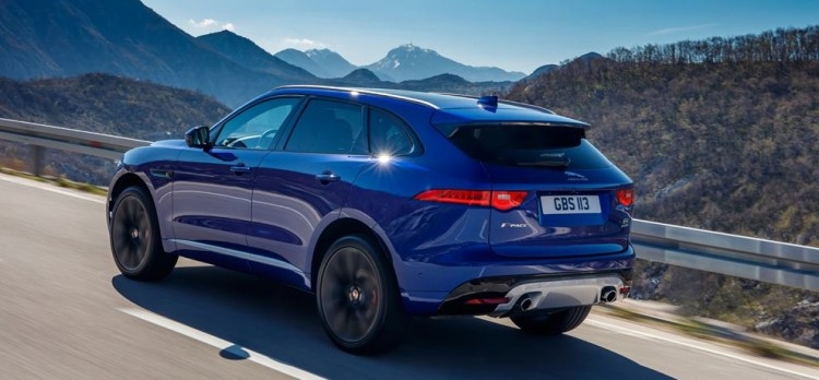 Jaguar started local assembly for SUV F-Pace, Price Dropped by 13 Lakhs