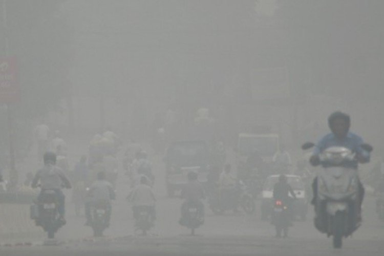 Lucknow most polluted city in India.