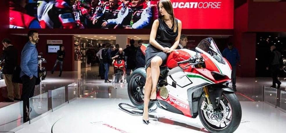Ducati Panigale V4 voted Most Beautiful Bike at EICMA 2017