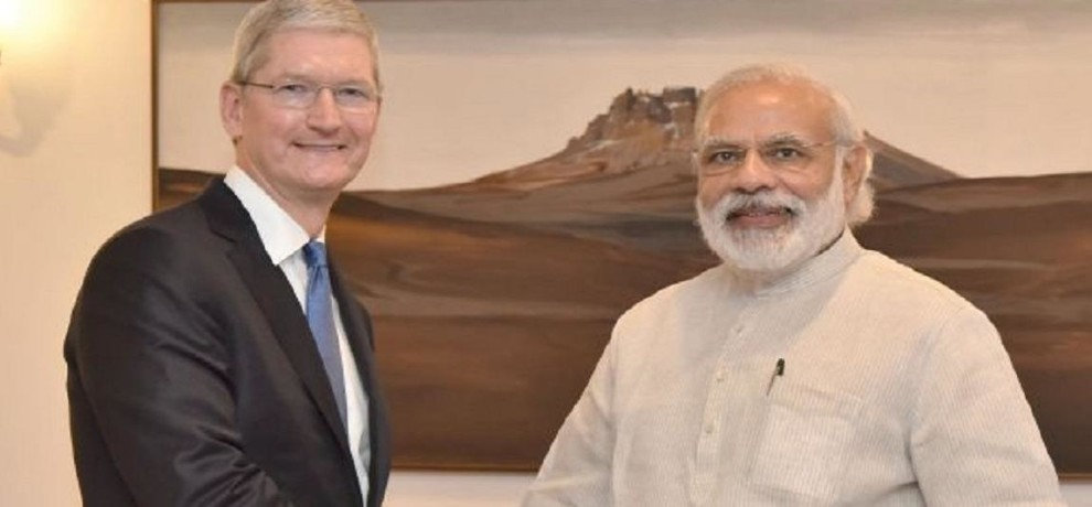 Apple to help India government to develop anti spam app