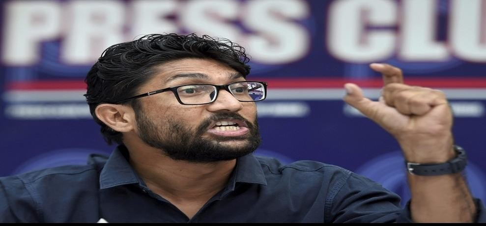 Gujarat election Dalit leader Jignesh Mevani came in support of hardik patel wrote an open latter