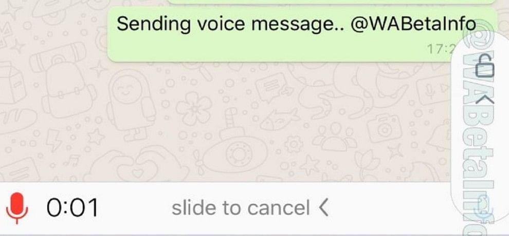 WhatsApp में ऑडियो मैसेज भेजना अब मजेदार, आने वाला है यह फीचर