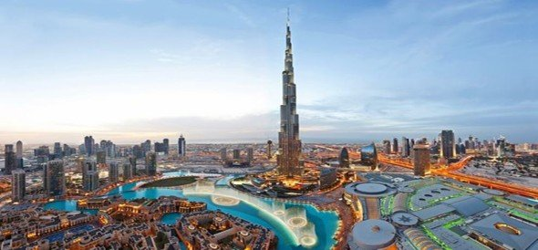 Did the Indians make Dubai World-class infrastructure