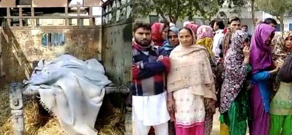 Woman murdered by husband for dowry in Meerut