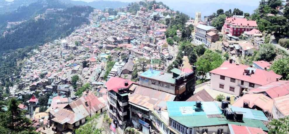 Shimla floor area ratio for home and building construction