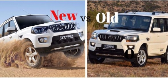 Mahindra Scorpio New vs Old: Price and Features Comparision