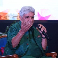 javed akhtar a classic example of self made man
