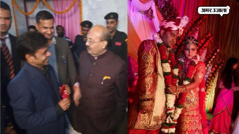 ACTOR RAJPAL YADAV'S DAUGHTER GOT MARRIED IN SHAHJAHANPUR