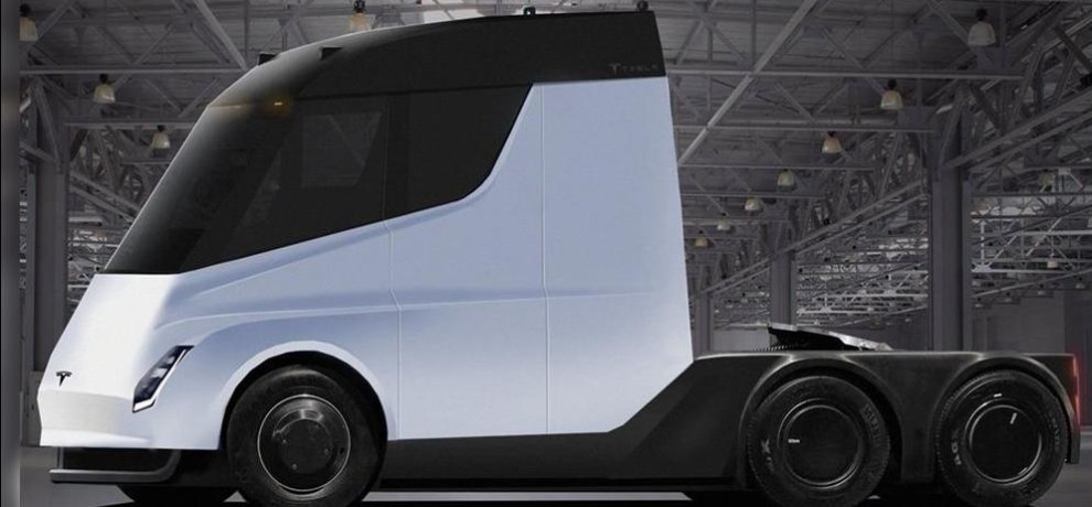 Tesla Launch Electric Semi truck and new Roadster Super Car