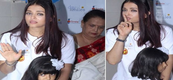 Watch: 'Fuming' Aishwarya Rai Bachchan breaks down in tears after she failed to control paparazzi