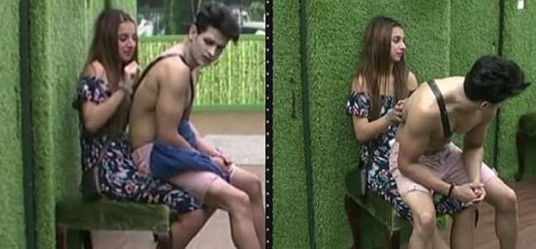 evicted contestant Big boss 11 benafsha said on her closeness with priyank Sharma