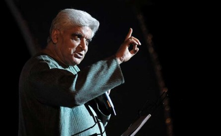After the disputed statement on Rajput, the case was against Javed Akhtar.in jaipur