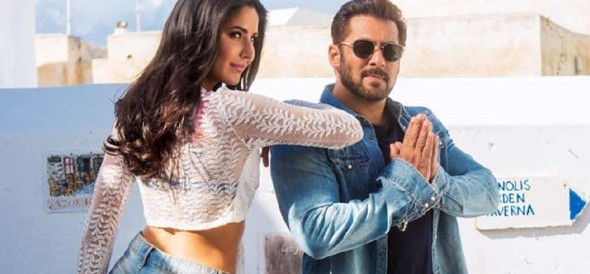 FILM TIGER ZINDA HAI FIRST SONG SWAG SE SWAGAT RELEASES, SALMAN KHAN, KATRINA KAIF HOT LOOK OUT
