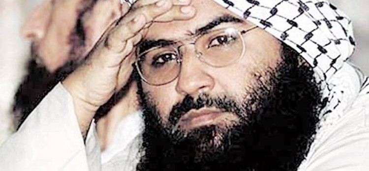 india slams china on protesting against UN to list Masood Azhar as a global terrorist