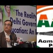 ajay maakan claims that delhi government's education system is very bad