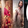BRITISH CENSOR BOARD CLEARS 'PADMAVATI' FOR RELEASE IN UK WITH '12A' RATING