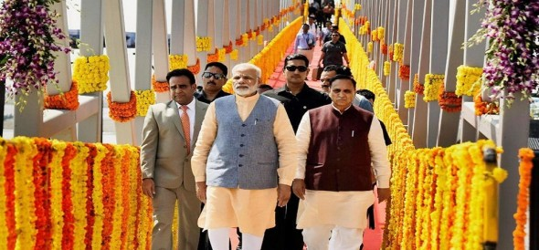 PM Narendra Modi is ready for BJP's campaign in Gujarat Assembly Election 2017