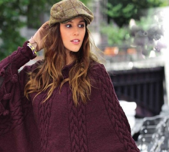 Know Ho To Make Stylish Woolen Shrug At Home